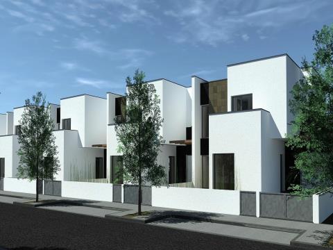 Viviendas Adosadas en barrio 4 habitaciones