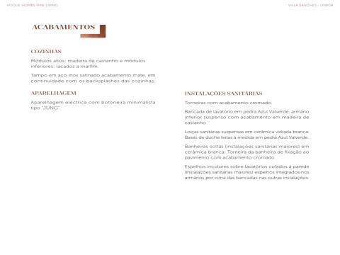 Villa Sanches - Unidade H - T2