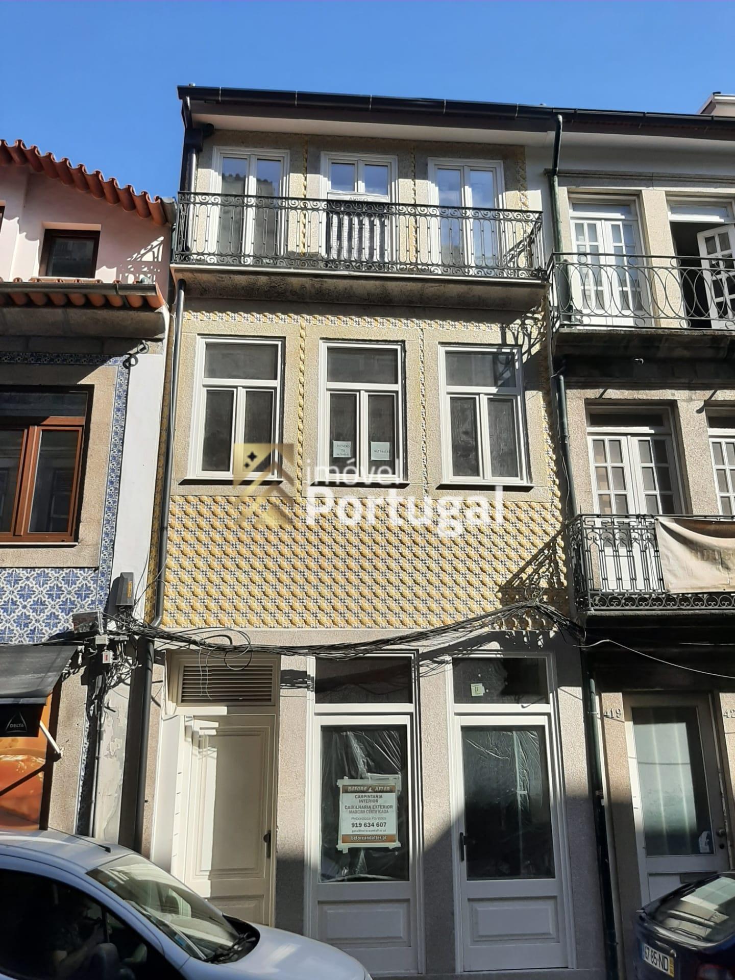 Apartamento T0 - Centro Histórico Porto