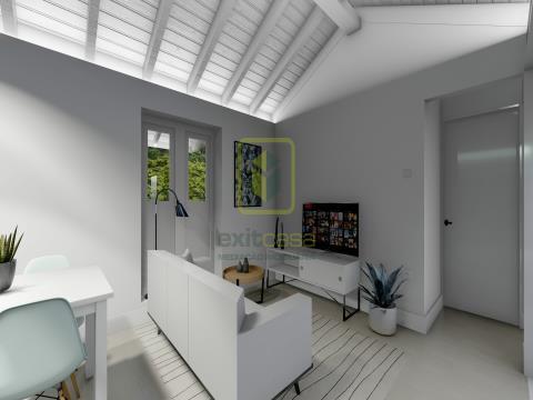 Semi-detached house T2