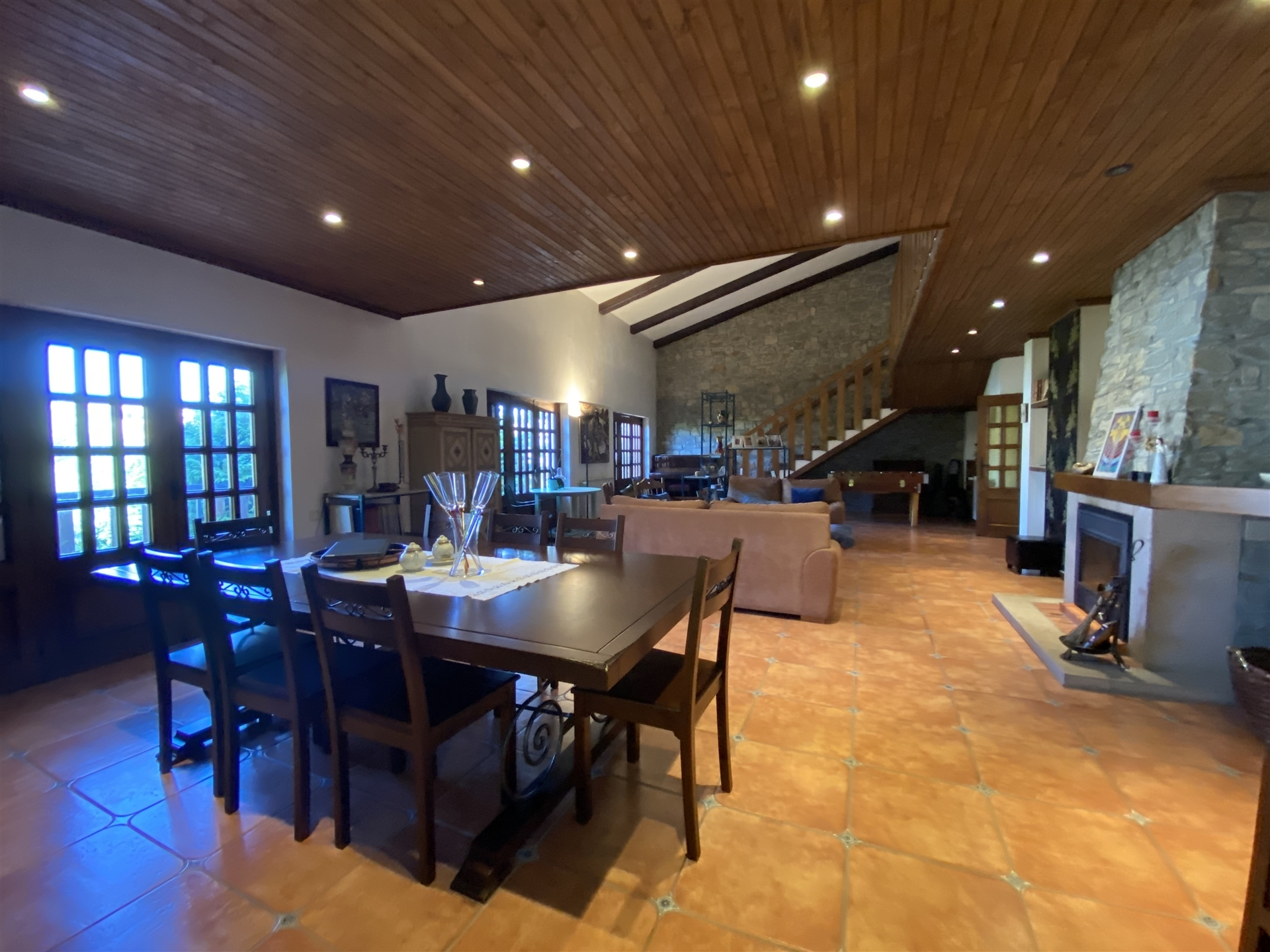 Living and Dining Room