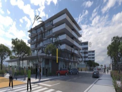 Apartamento T2 Novo no Centro de Aveiro