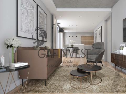 Apartamento T1 Novo em Aveiro
