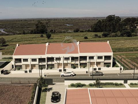Moradia em Banda T4 em construção, Cacia.