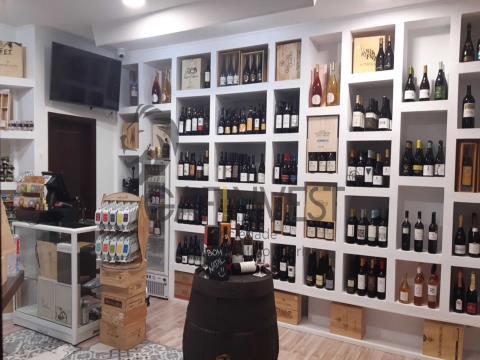 Garrafeira Gourmet  / Mercearia no Centro de Aveiro