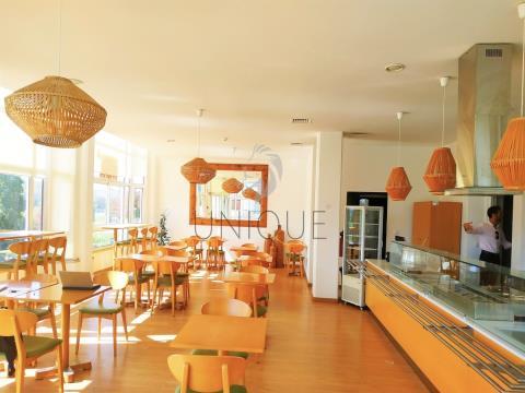 Restaurante/Café próximo ao Centro de Aveiro
