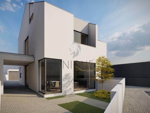 独立式的房子 3个房间 +1