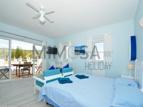 Fabuloso apartamento a dos pasos de la playa en Praia da Luz.