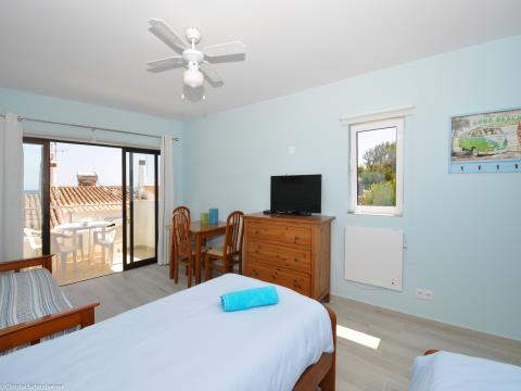 Beautiful apartment two steps from the beach in Praia da Luz