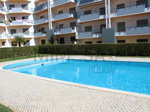 Wonderful one bedroom apartment for your holidays with swimming pool.