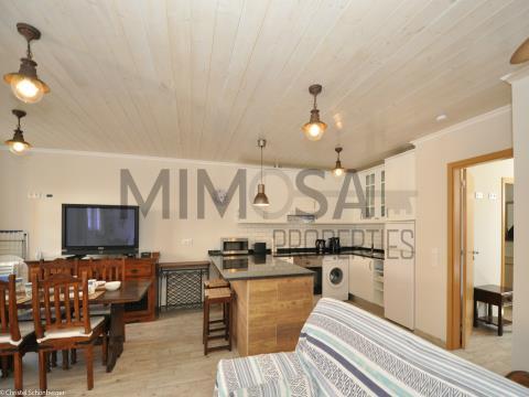 Appartement d´une chambre à distance de marche de la plage Burgau