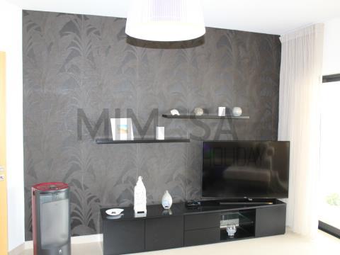 Magnífico apartamento T1 em Lagos localizado central