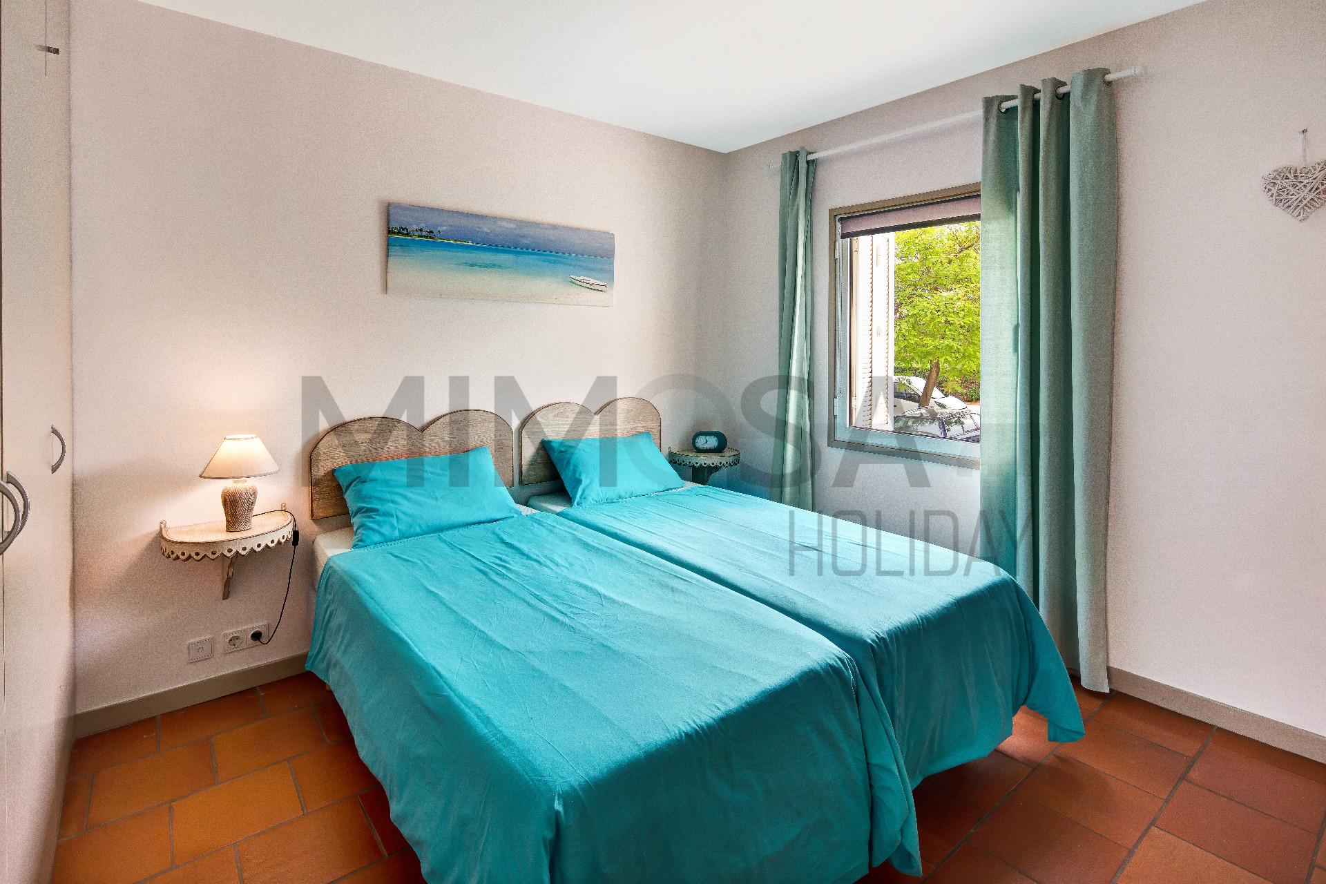 Amichevole appartamento con una camera da letto situato nel cuore della Marina di Lagos