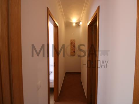 2 bedroom apartment in the center of Lagos, close to the beaches