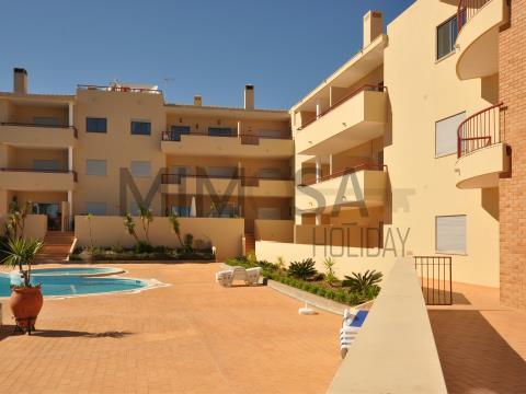 Appartement de 2 chambres avec piscine à Praia D. Ana, Lagos