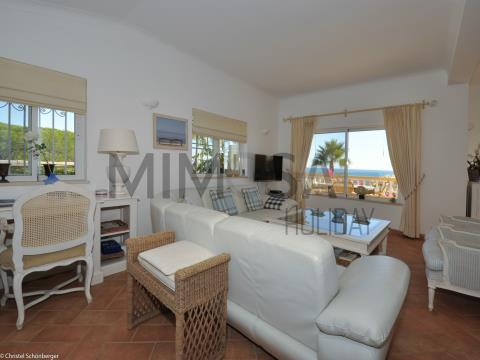2 bedroom villa with pool and sea view, Meia Praia, Lagos