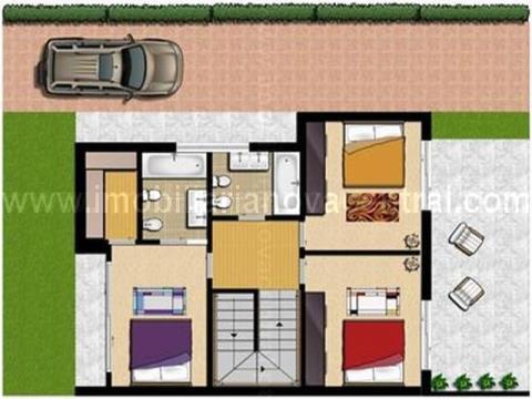 Semi-detached house T4