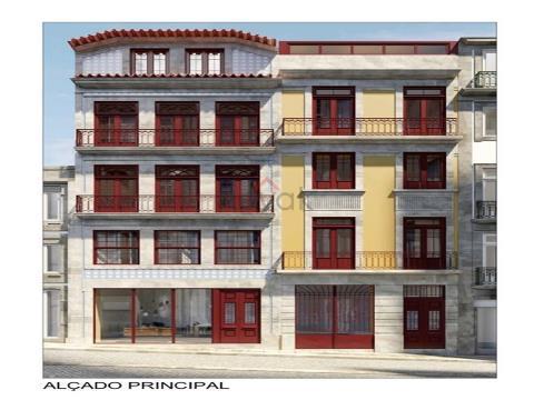 Apartamento T1+1 no centro do Porto
