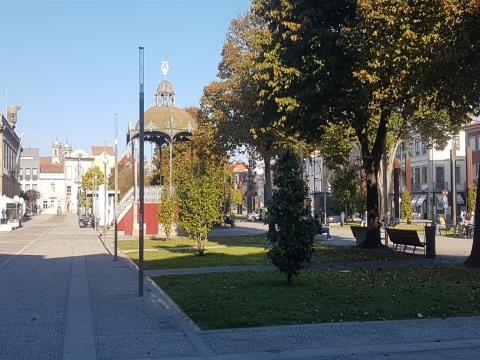 Escritório na Praça do Almada, Póvoa de Varzim