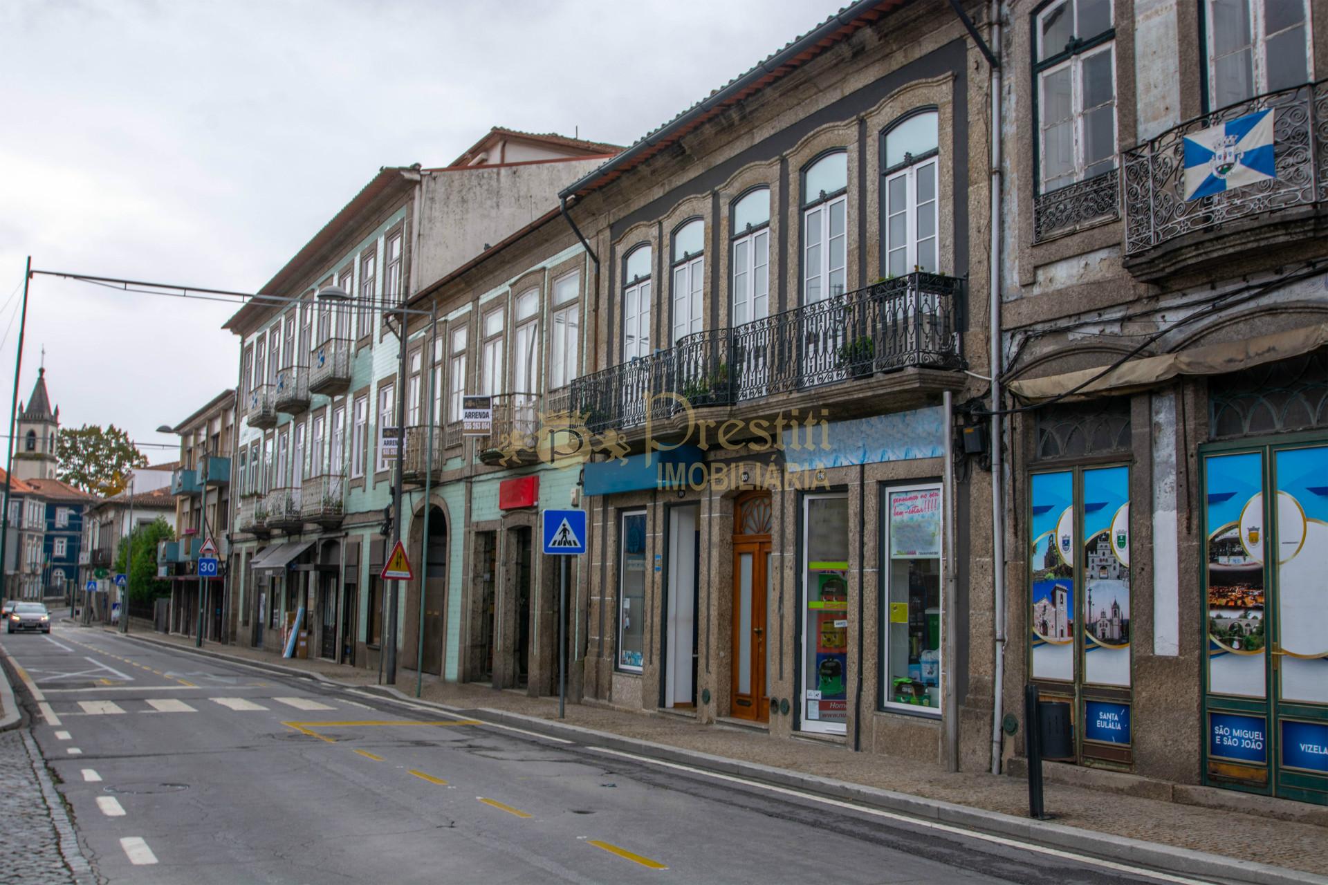 Aluga-se Escritório Centro de Vizela