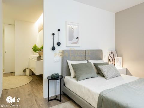 Apartamento T3 bem Localizado