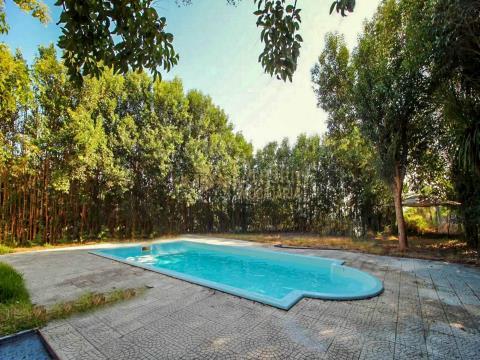 Excelente Quinta na periferia de Guimarães