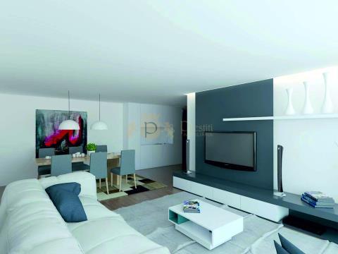 Apartamento T3 - 3º Esq. - Fração Q Bloco B