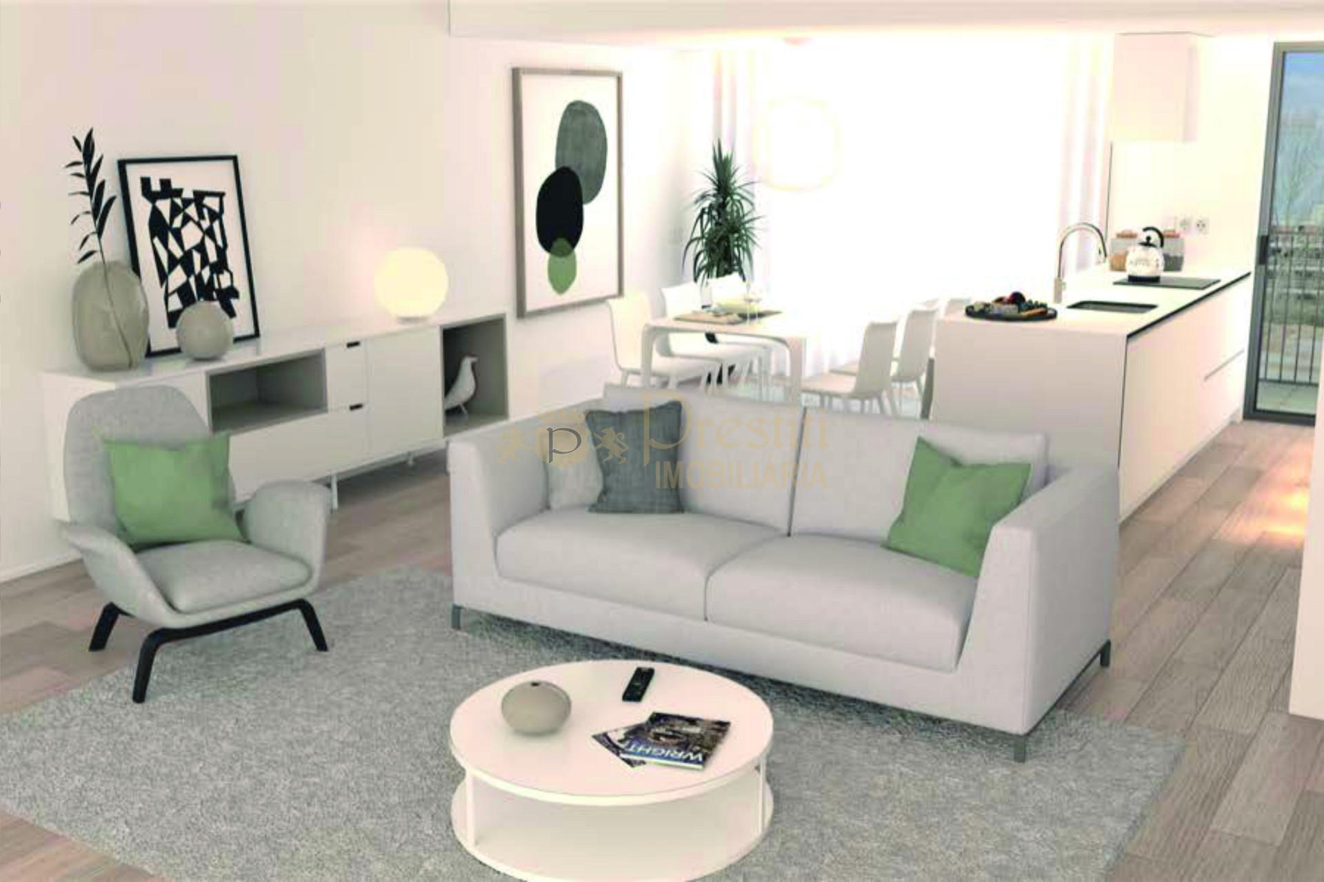 Apartamento T2 bem Localizado