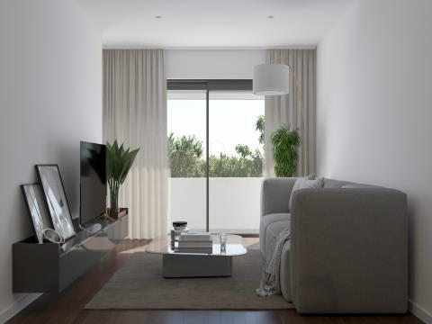 Apartamento T2 em Aldão, Guimarães
