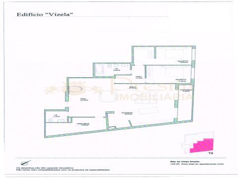 Apartamentos T2 em Construção