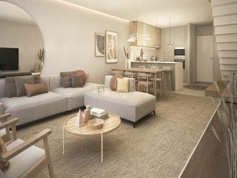 Apartamentos T0+2 novos em Condomínio Fechado, Ofir - Esposende