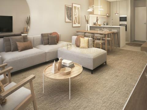 Apartamentos T1 novos em Condomínio Fechado, Ofir - Esposende