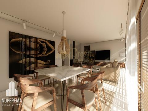Moradia Individual 3 suites em construção, Urgezes, Guimarães