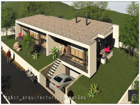 独立式的房子 3个房间
