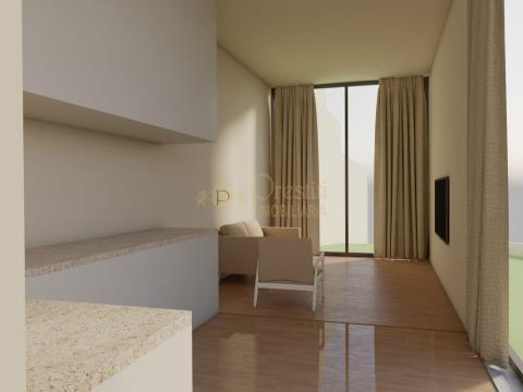 Apartamentos novos T1