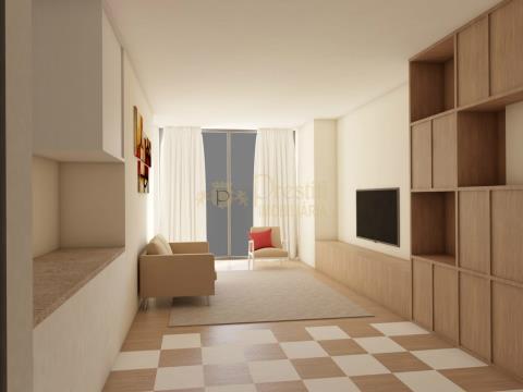 Apartamentos novos T3