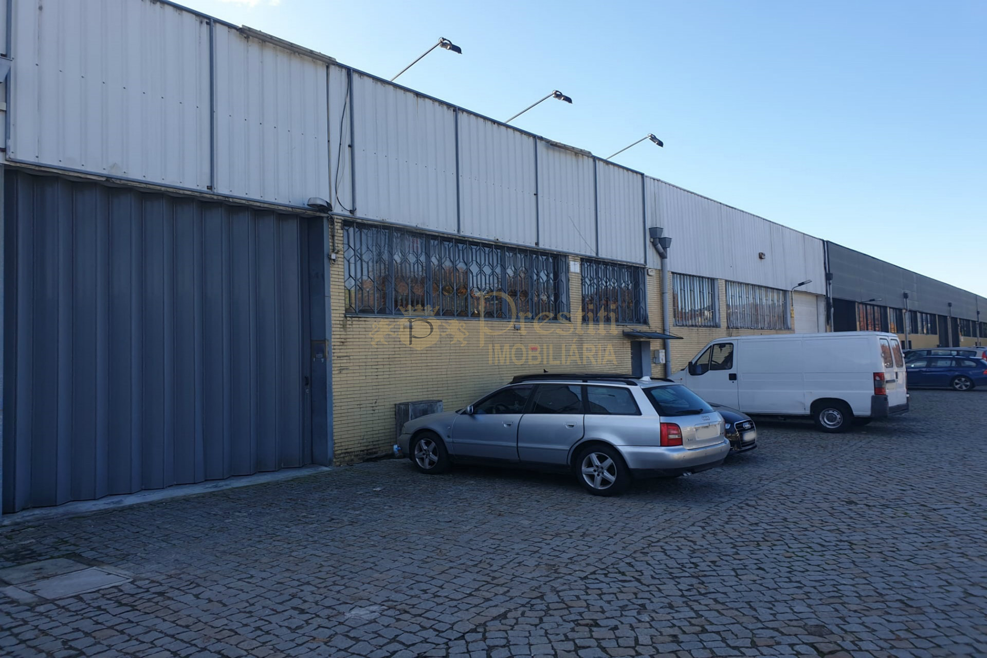 Pavilhão para Arrendar em Guimarães