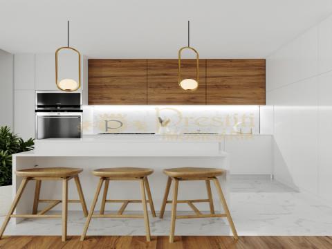 Neue Apartments mit 3 Schlafzimmern in Azurém, Guimarães