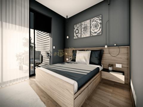 Nouveaux appartements 1 chambres à V. N. Famalicão