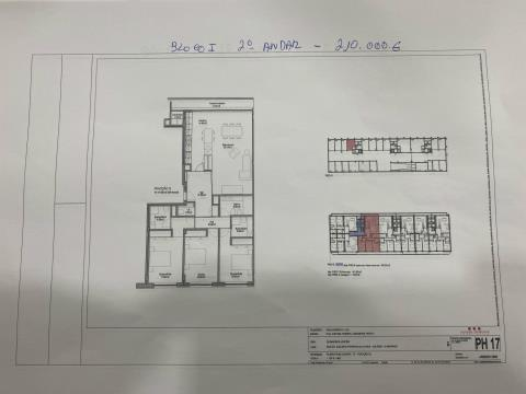 平 3个房间