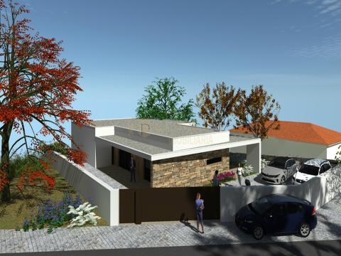 Moradia Térrea T3 com piscina
