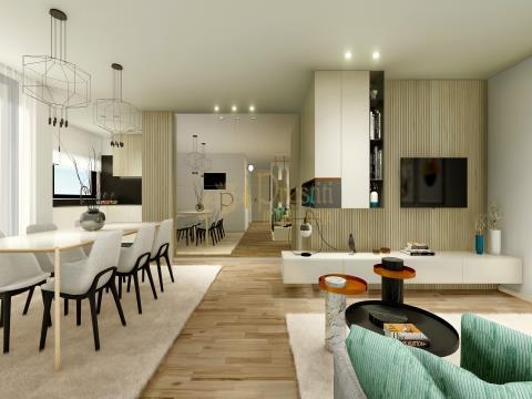 Apartamentos T2 no Varandas da Cidade em Gualtar