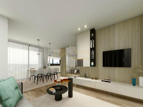 Apartamentos T3 com Terraço - Parque das Setes Fontes