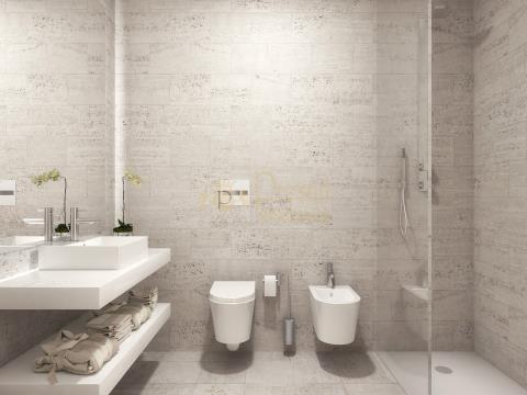Nuevos apartamentos de 2 dormitorios en Penthouse, Creixomil, Guimarães