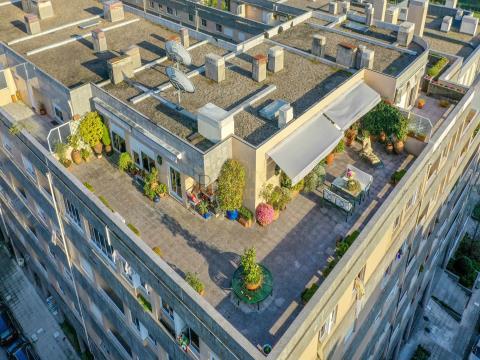 5 Schlafzimmer Apartment in einer privilegierten Gegend der Stadt