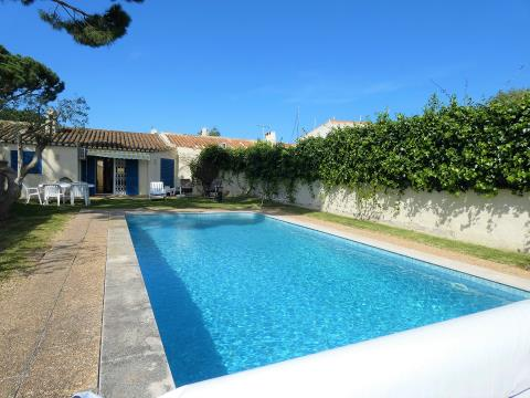 Haus T2 - Bemposta - Pool - Garten - Algarve