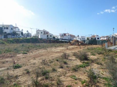 Grundstück - Freistehendes Haus T4 - Schwimmbad - Alto Alfarrobal - Portimão - Algarve