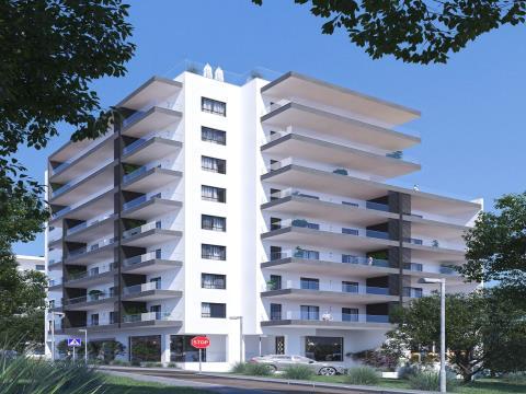 T1+1 - Novo - Piscina - Garagem - Praia da Rocha