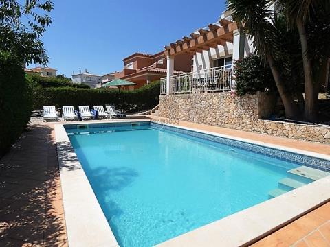 Einfamilienhaus T4 - Schwimmbad - Oásis Parque - Portimão