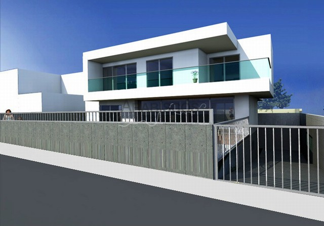 Moradia Isolada T4 - Em construção - Praia do Vau